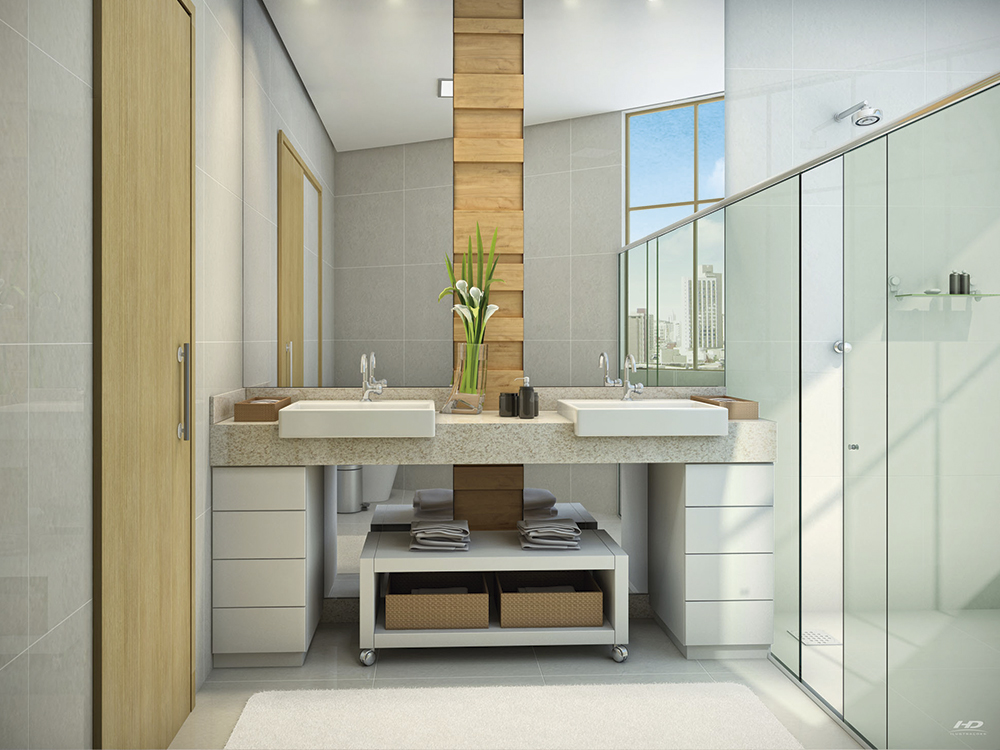 Banho Suite Master Top House